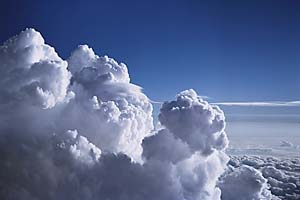 Sky aerial photography, clouds, storms, weather, thunderstorm, skies, heaven, beautiful