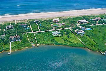 Aerial foto, Long Island, New York